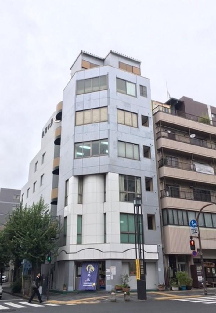 丸池ビル、東京都墨田区亀沢1-11-8、両国駅 徒歩5分