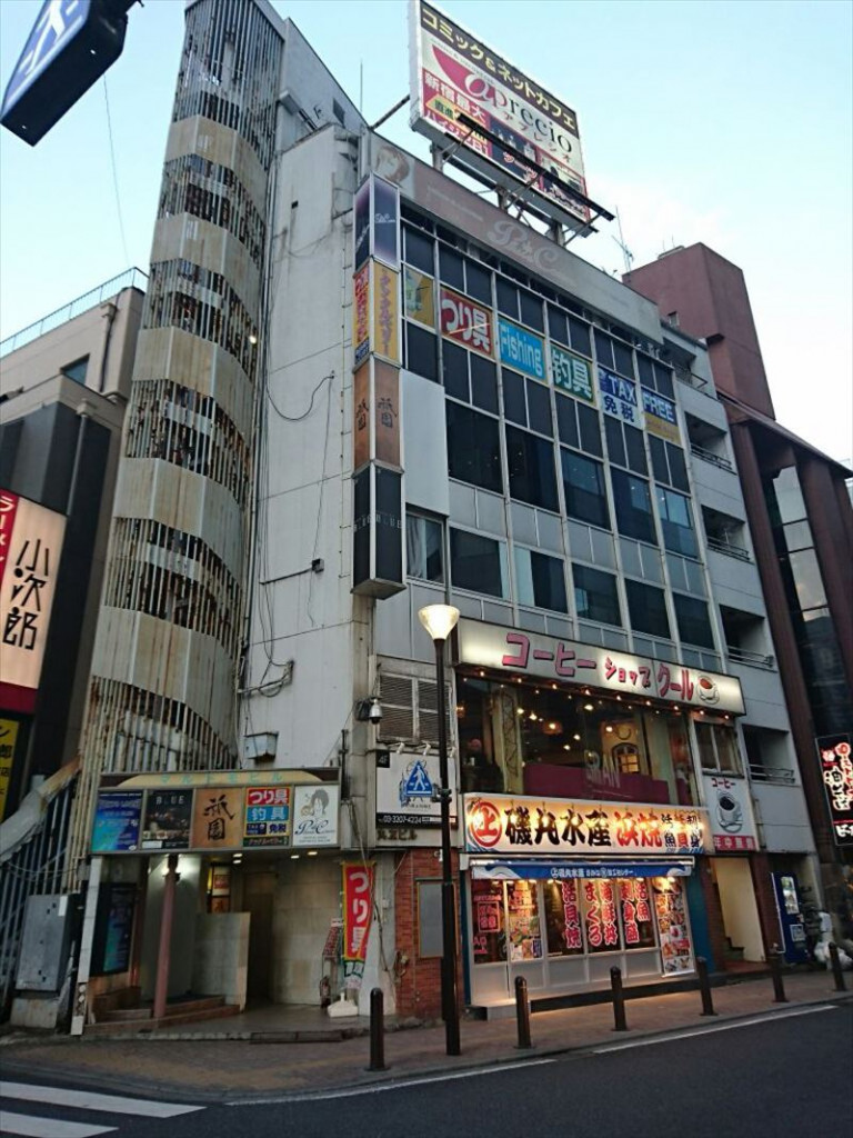 丸友ビル、東京都新宿区歌舞伎町2-37-3、西武新宿駅 徒歩2分新宿駅 徒歩6分