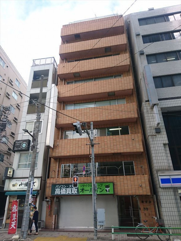 原ビル 東京都文京区湯島3-40-1