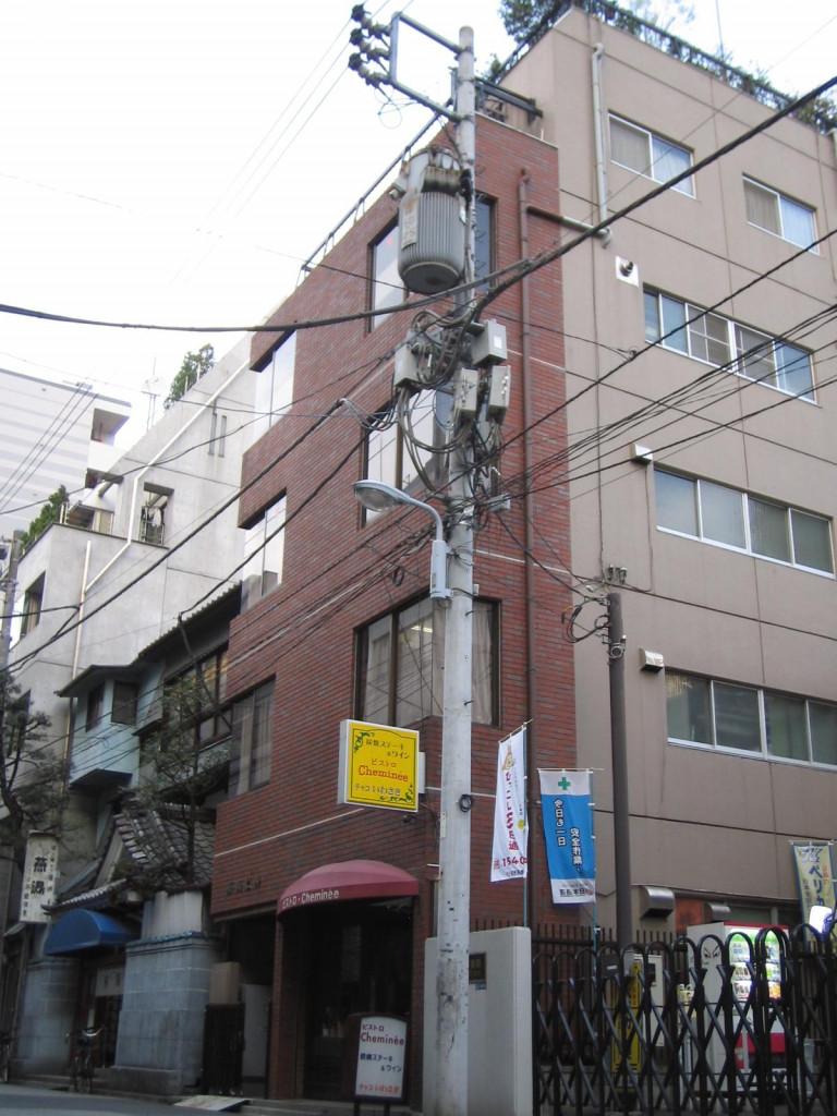 原沢ビル 東京都台東区上野3-14-4