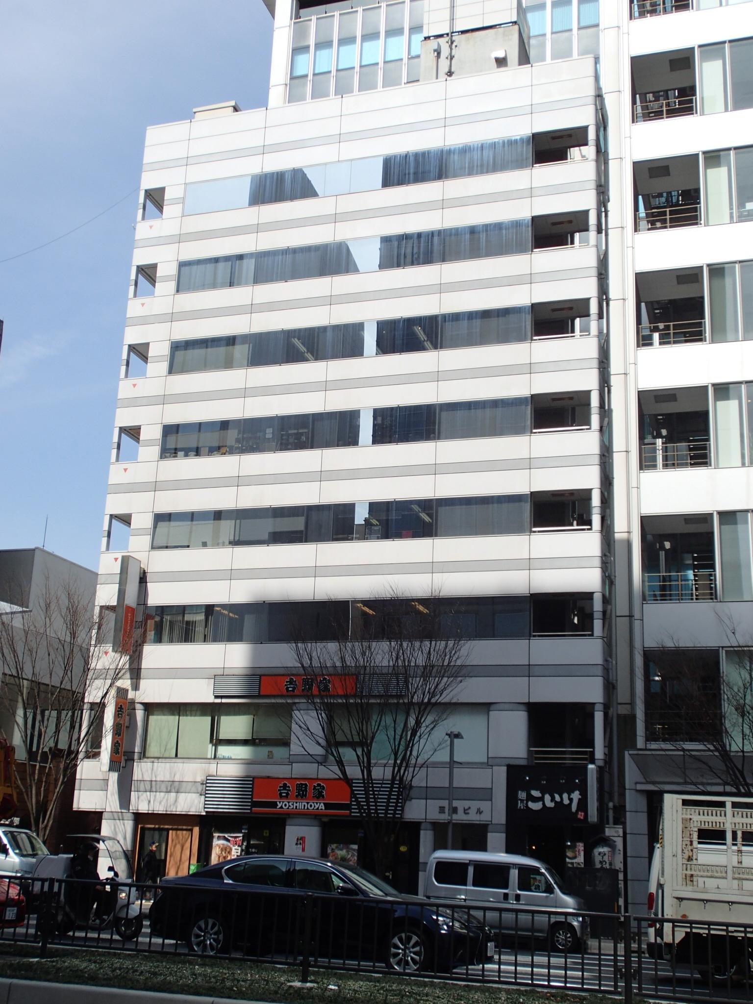 三橋ビル、東京都港区北青山1-3-3、青山一丁目駅 徒歩1分