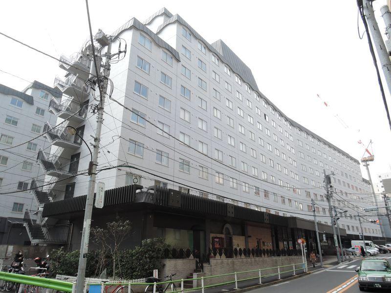 赤坂レジデンシャルホテル 東京都港区赤坂9-1-7