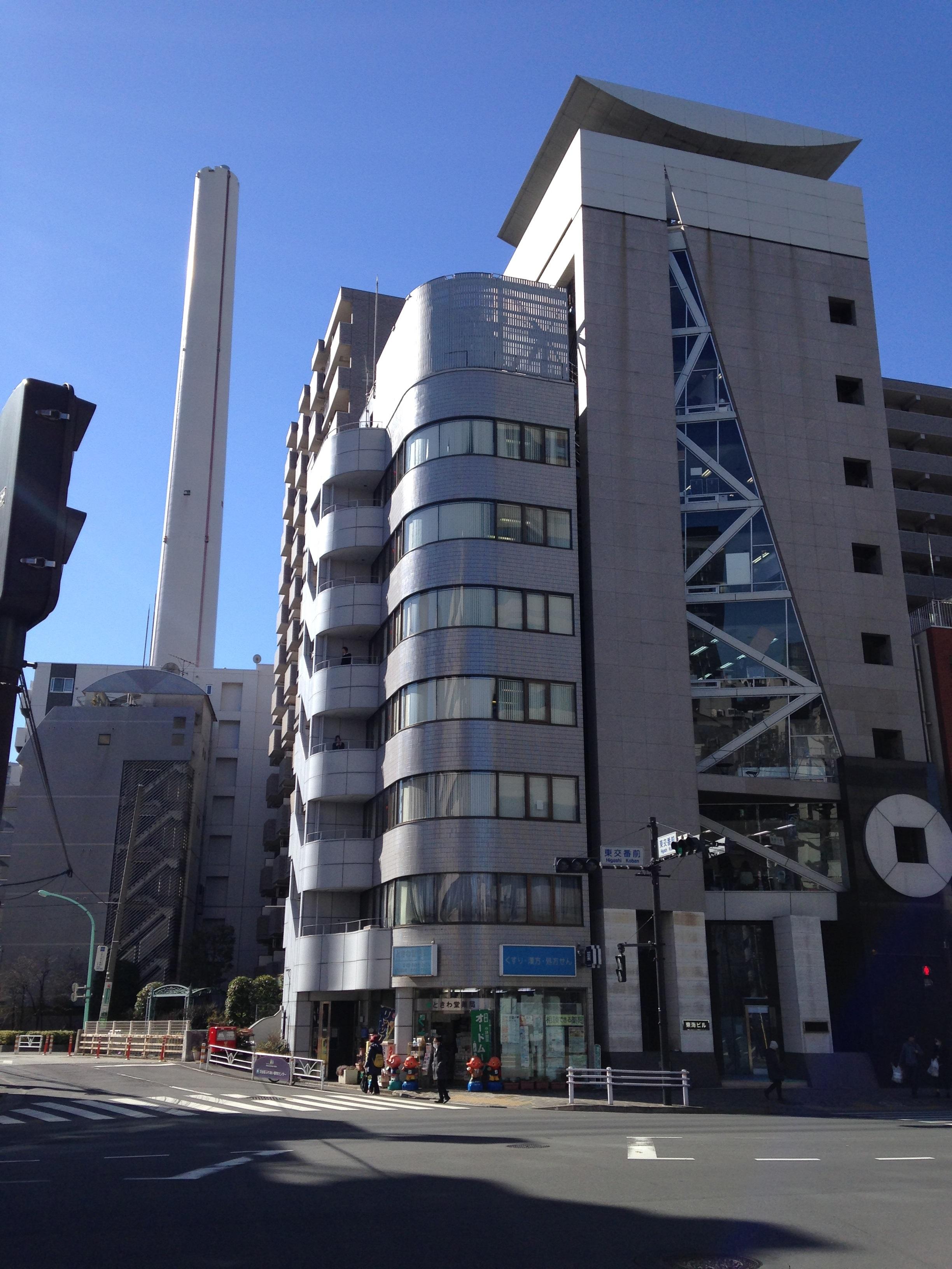 渋谷TYビル、東京都渋谷区東1-27-10、渋谷駅 徒歩8分恵比寿駅 徒歩9分