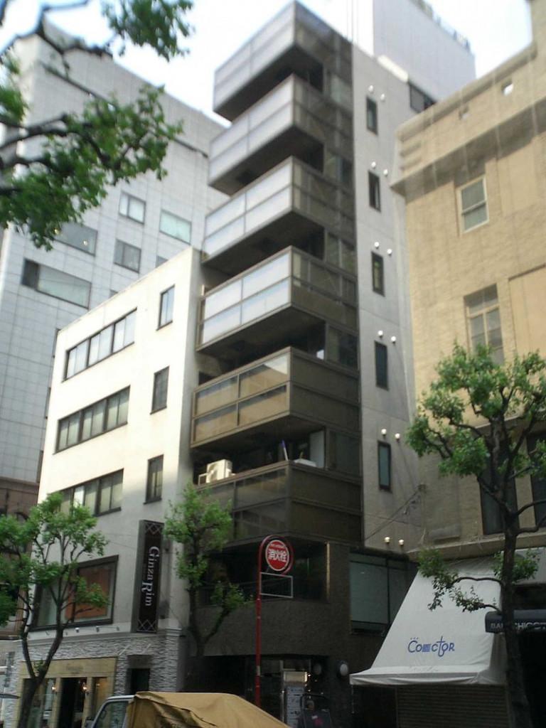 KNビル、東京都中央区銀座6-4-12、銀座駅 徒歩3分有楽町駅 徒歩5分