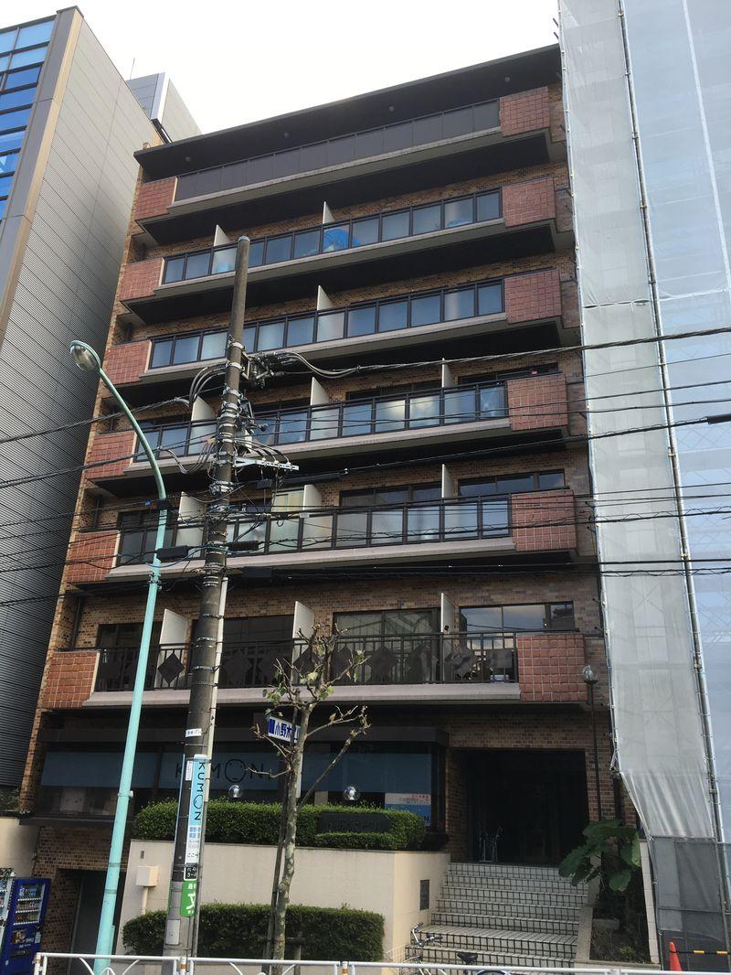 小野木ビル 東京都渋谷区代々木3-46-16