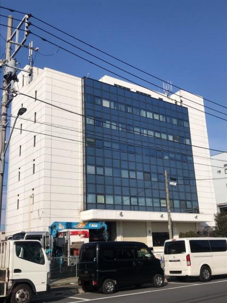 昭和島ロジデムセンター、東京都大田区昭和島1-2-8、昭和島駅 徒歩6分