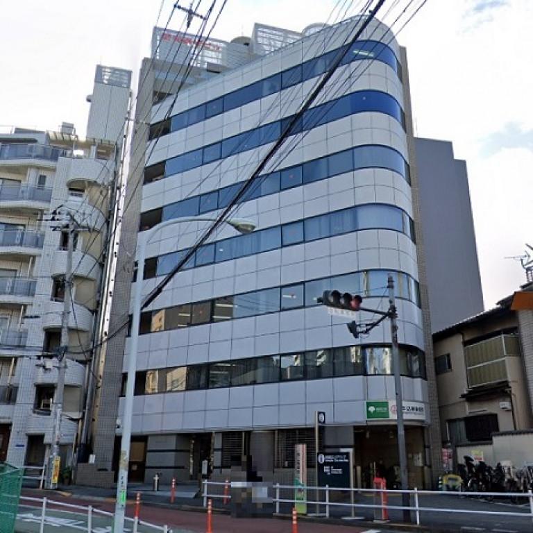 新神楽坂ビル、東京都新宿区箪笥町43、牛込神楽坂駅 徒歩1分