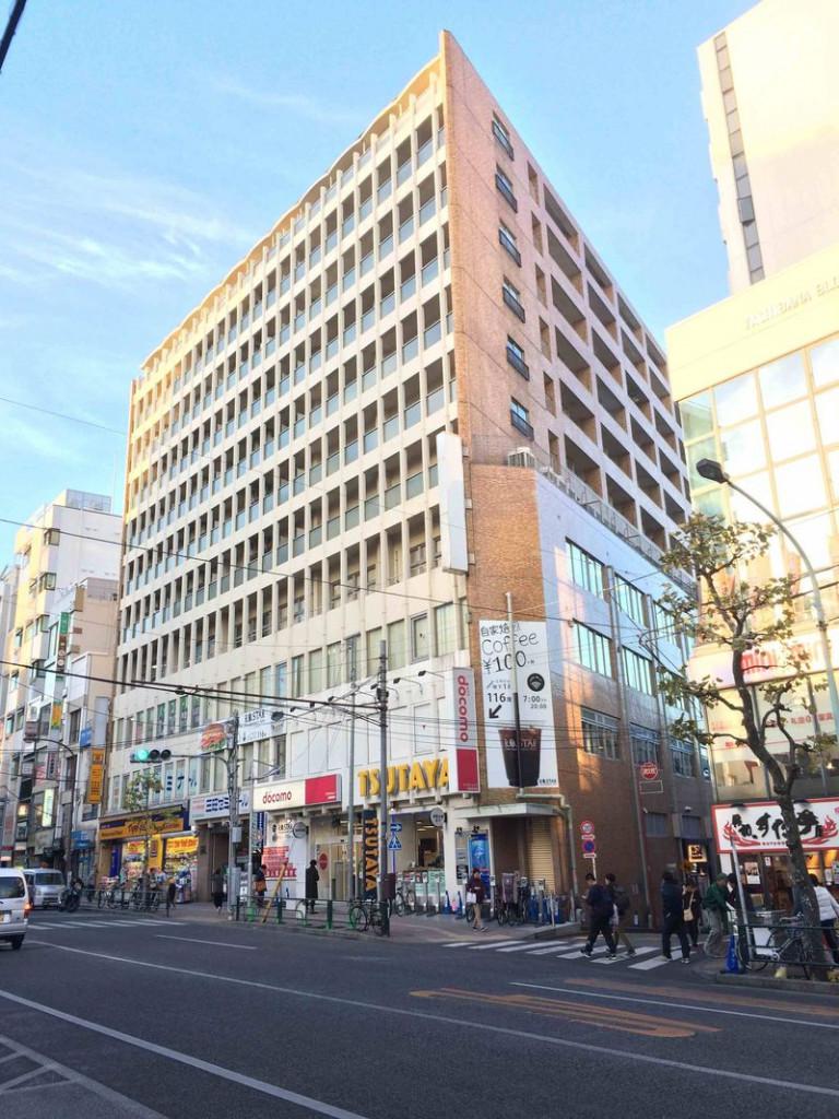 新陽ビル、東京都新宿区高田馬場2-14-2、高田馬場駅 徒歩1分