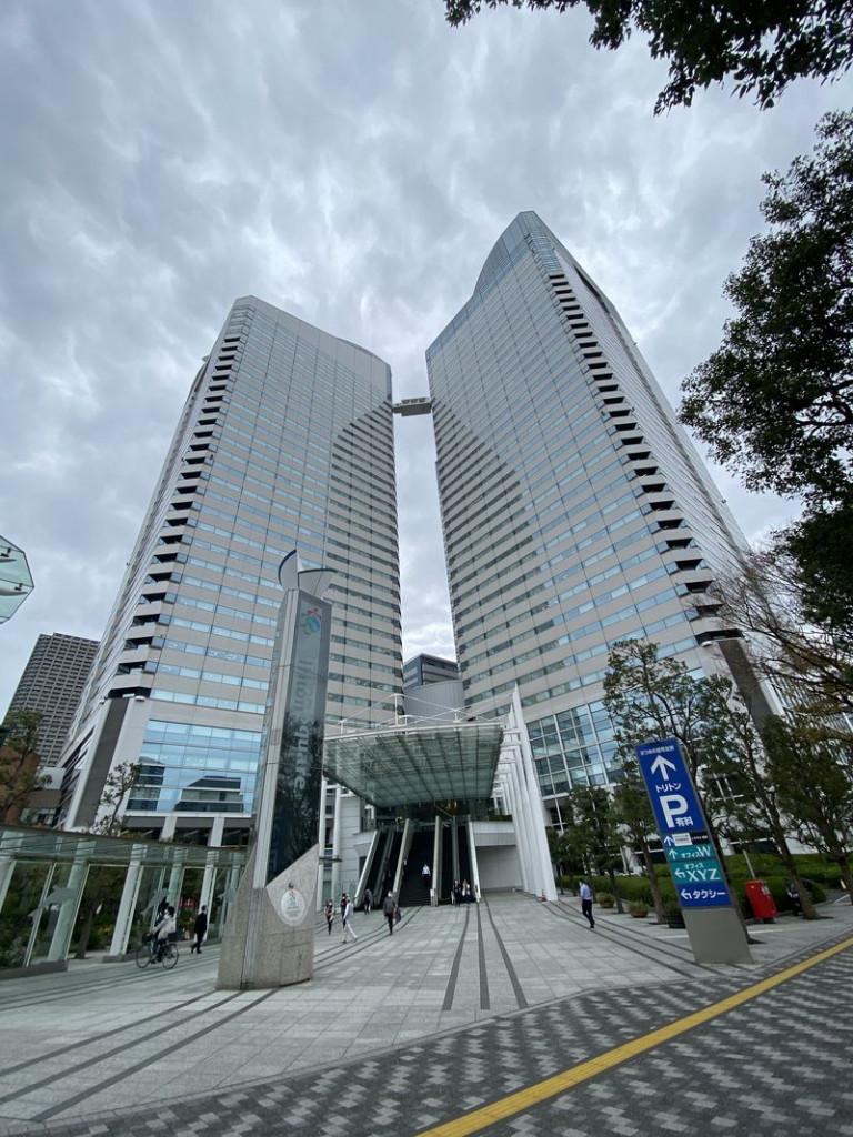 晴海アイランドトリトンスクエアオフィスタワーW、東京都中央区晴海1-8-8、勝どき駅 徒歩4分月島駅 徒歩9分