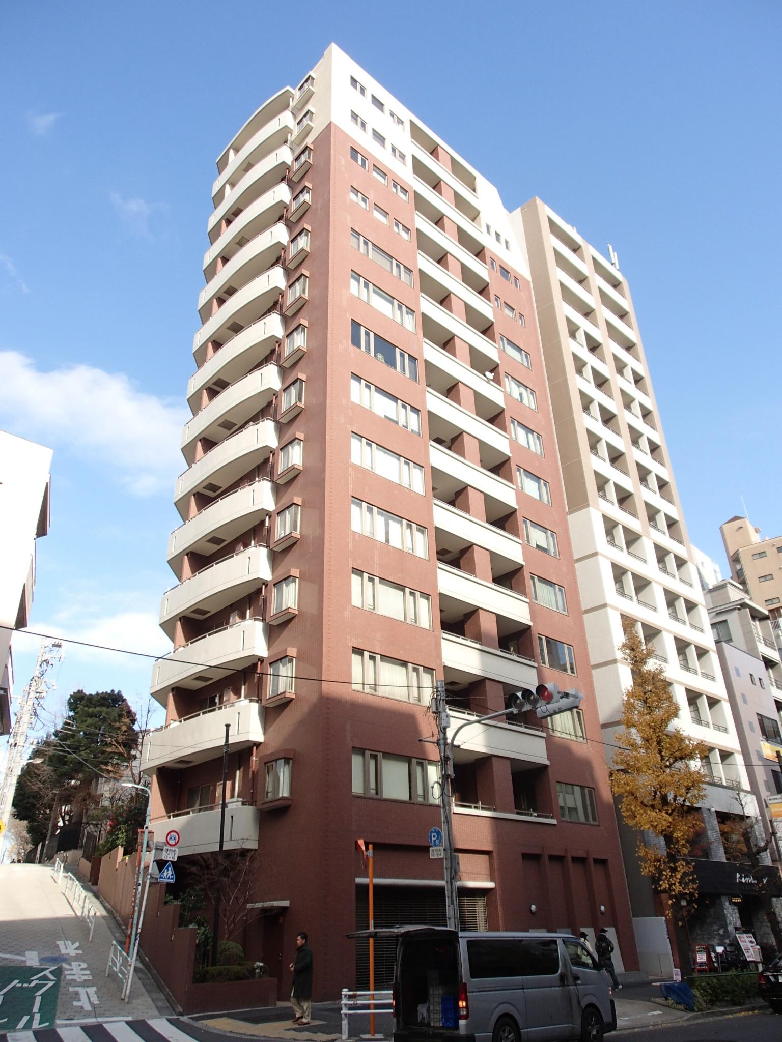 代官山デュープレックス、東京都渋谷区恵比寿西1-21-10、恵比寿駅 徒歩3分代官山駅 徒歩4分