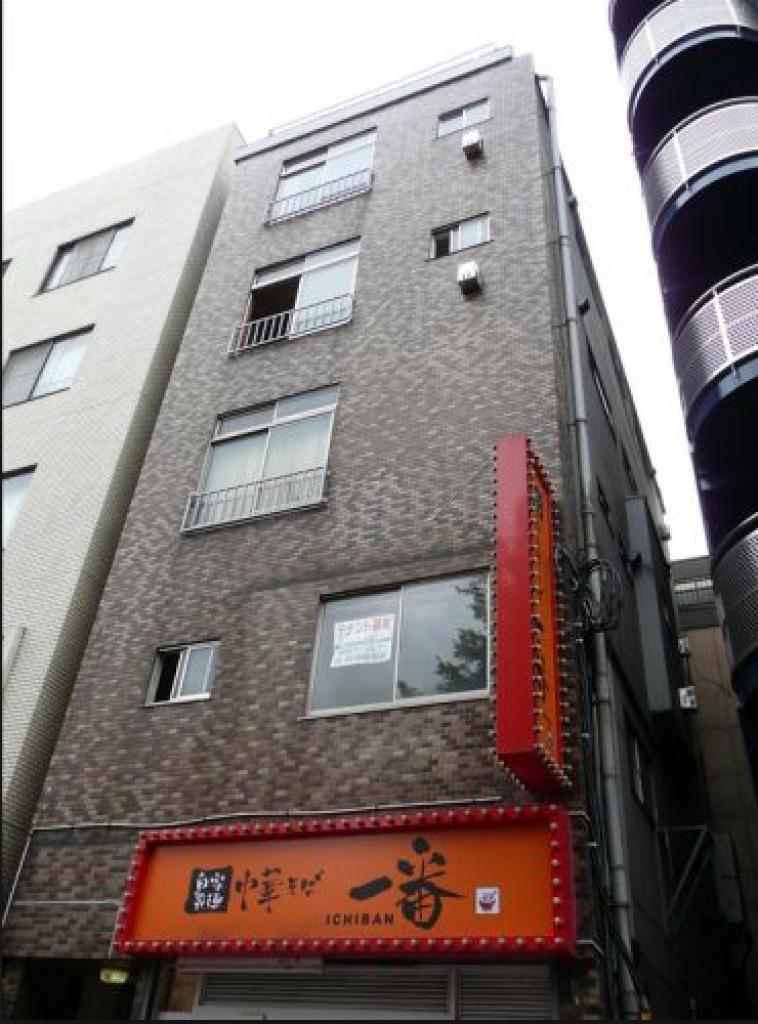 大坂ビル、東京都新宿区早稲田鶴巻町521、早稲田駅