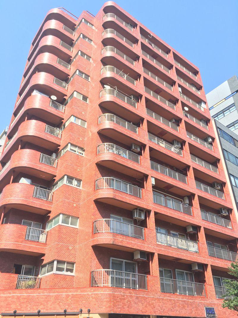 第28宮庭マンション 東京都新宿区新宿2-4-8