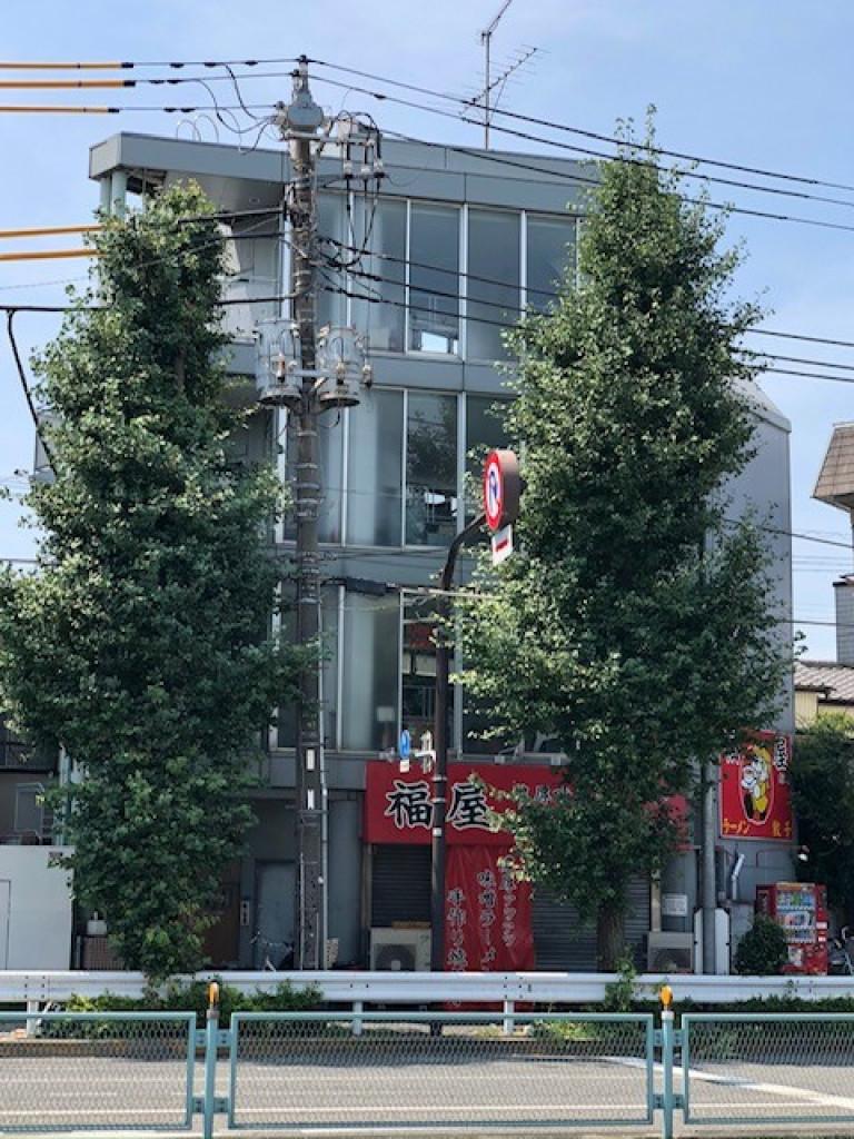 第2三貴ビル、東京都大田区多摩川1-7-5、矢口渡駅 徒歩1分