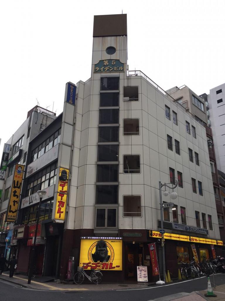 第5ライデンビル、東京都新宿区歌舞伎町2-45-1、西武新宿駅 徒歩2分新宿駅 徒歩6分