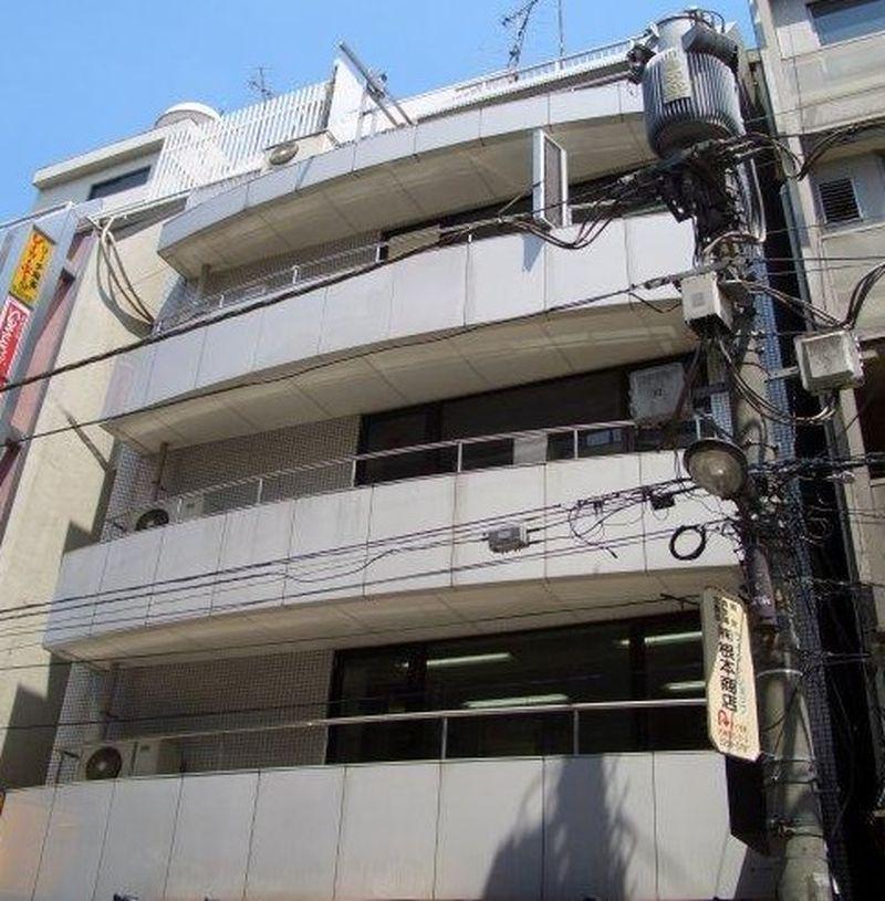 第一岸ビル、東京都千代田区内神田3-12-4、神田駅 徒歩1分