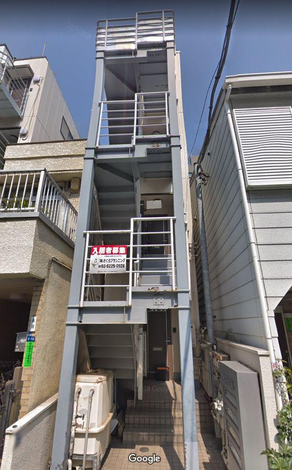 第二浅野ビル、東京都港区白金3-1-12、白金高輪駅 徒歩8分