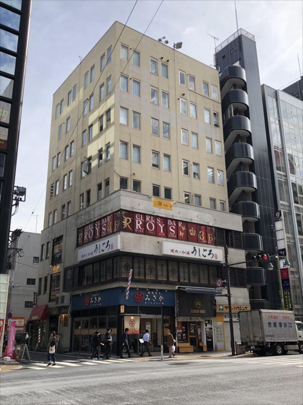 第二東栄ビル、東京都品川区西五反田1-17-1、五反田駅 徒歩3分