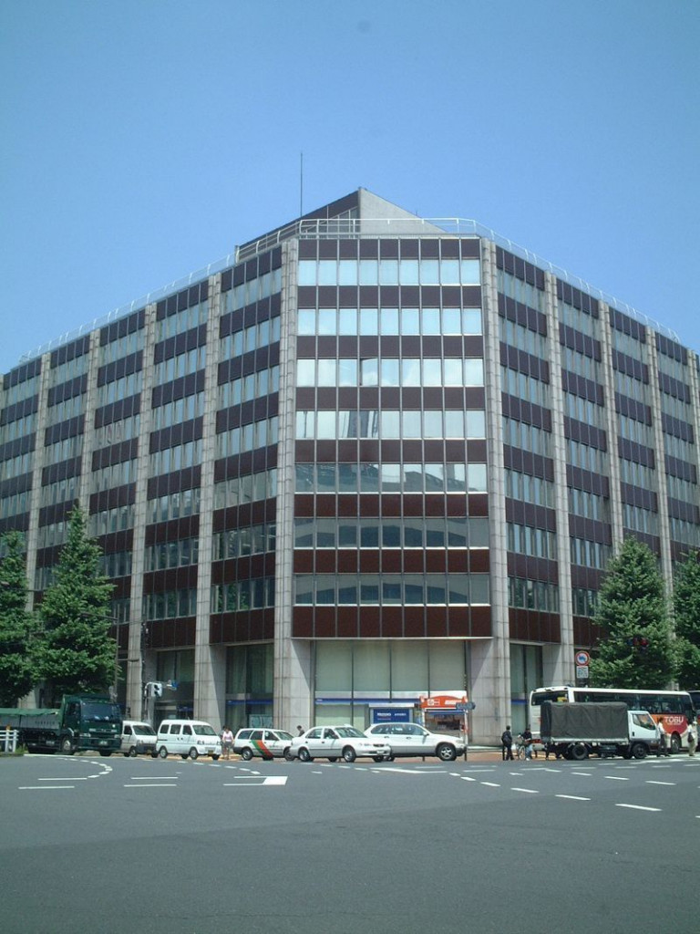 朝日ビルヂング、東京都中央区日本橋3-12-2、東京駅 徒歩7分日本橋駅 徒歩3分