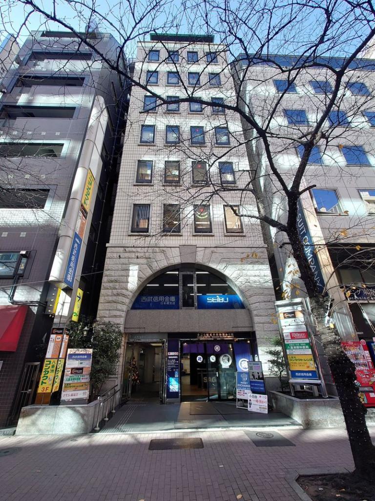NTA日本橋ビル、東京都中央区日本橋3-1-2、日本橋駅 徒歩5分東京駅 徒歩3分