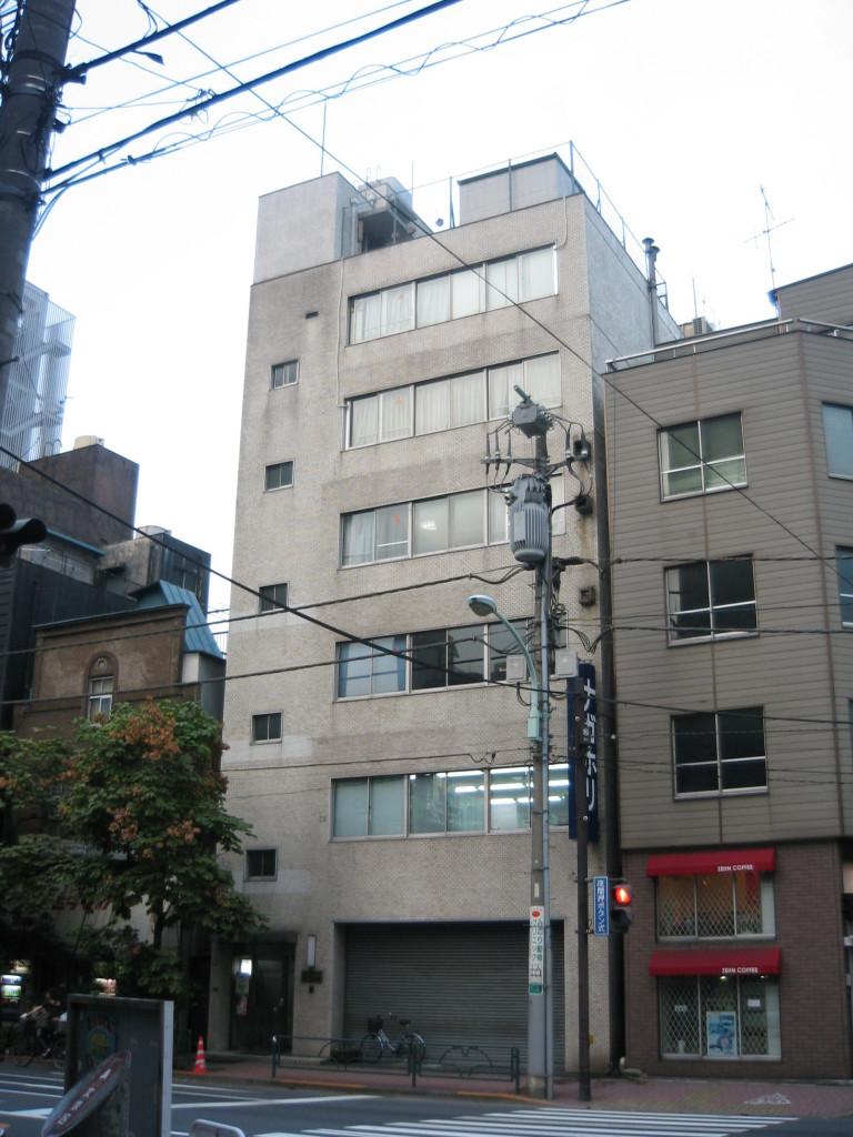 天龍ビル 東京都台東区上野1-14-3