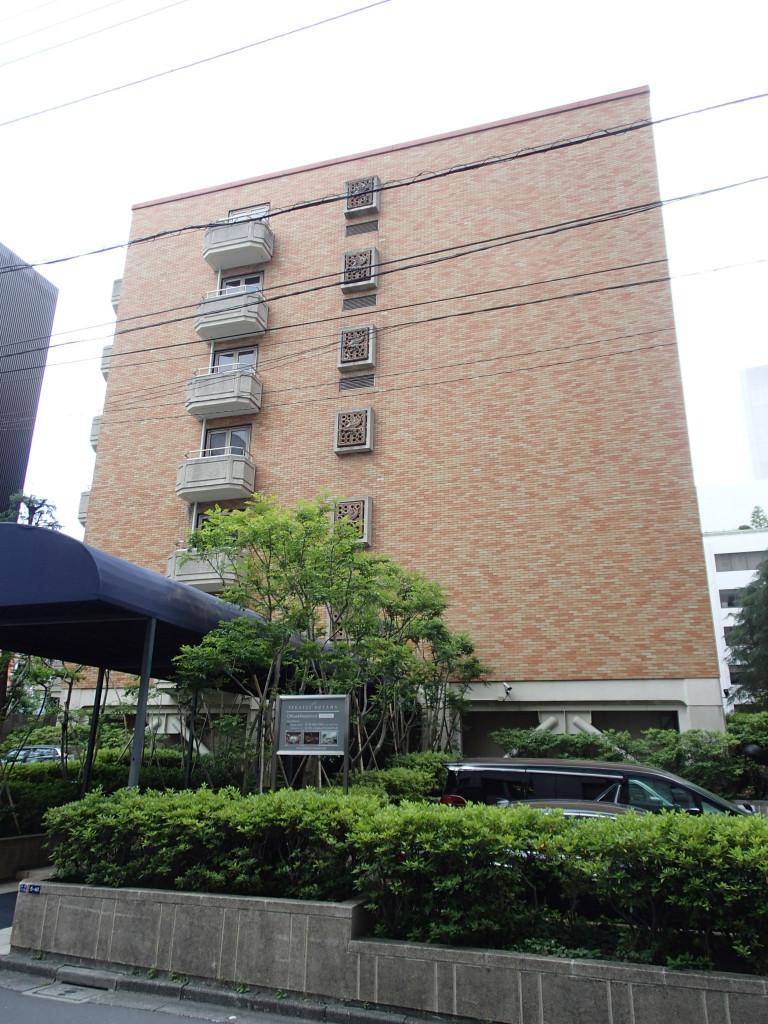 PEGASUS AOYAMA(ペガサス青山)、東京都港区赤坂8-5-40、青山一丁目駅 徒歩2分