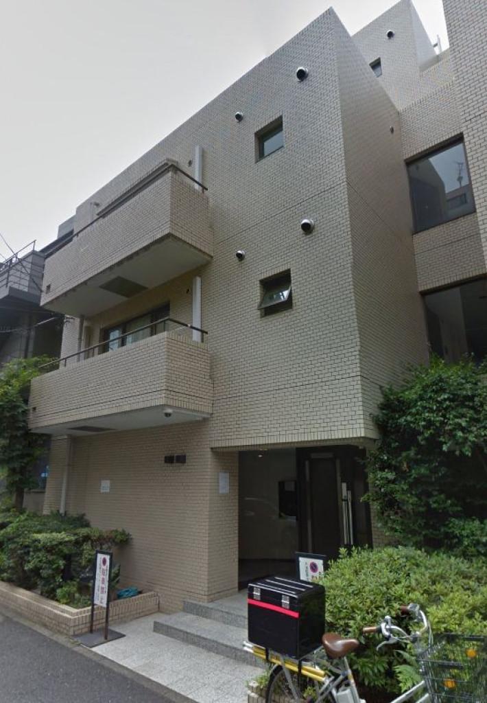 南平台サニーハイツ 東京都渋谷区南平台町12-9