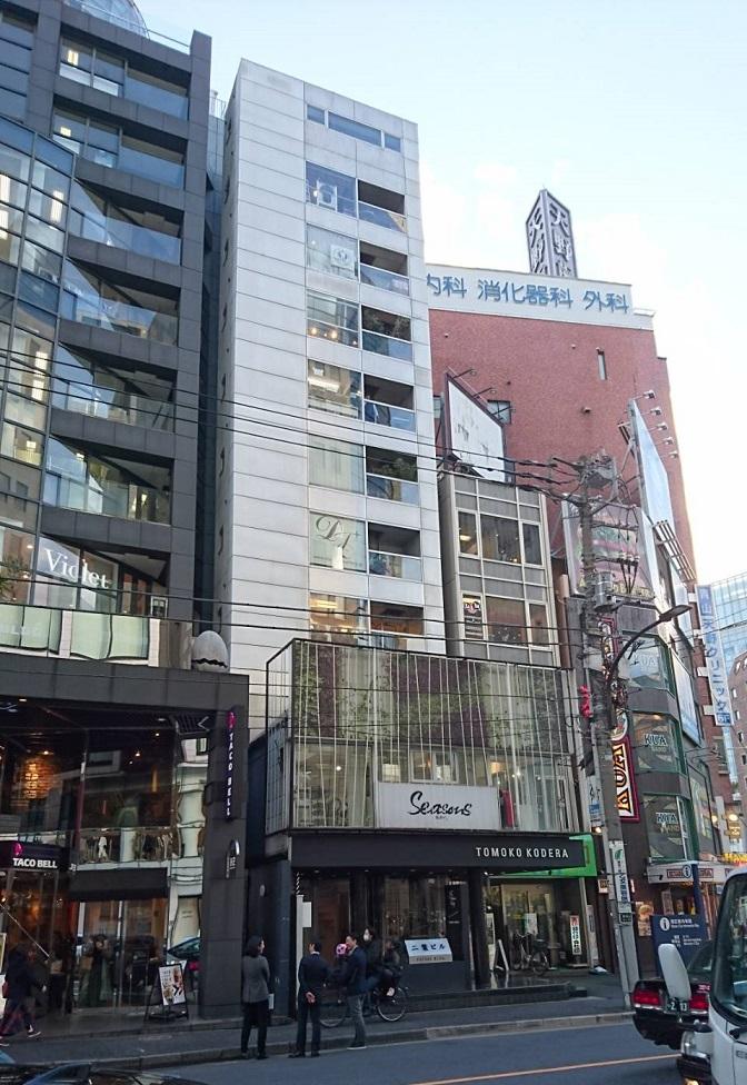 二葉ビル、東京都港区南青山5-10-1、表参道駅 徒歩2分