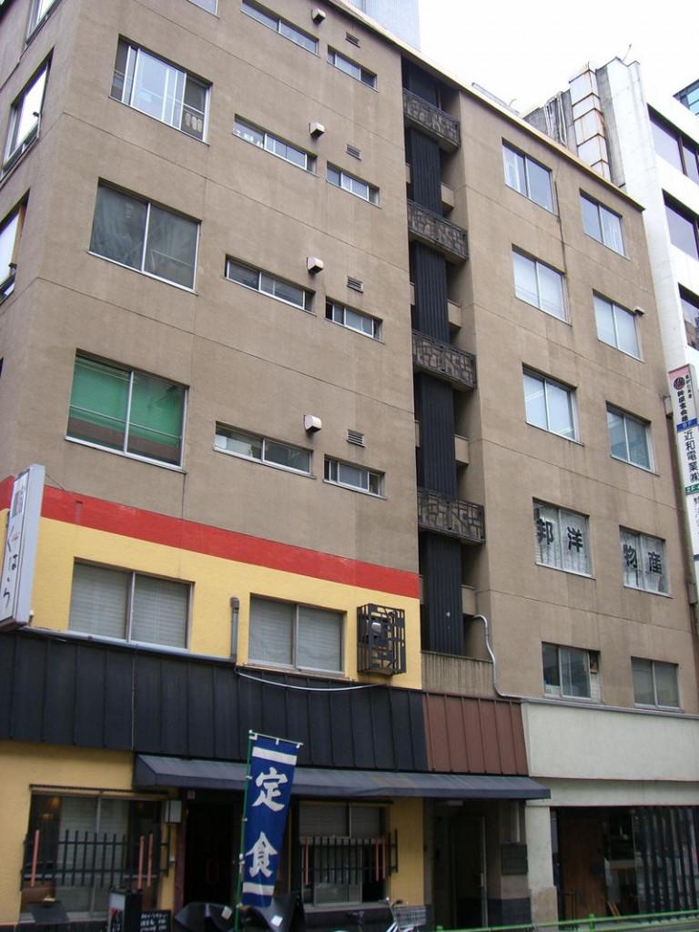 二葉ビル、東京都中央区銀座8-18-6、築地市場駅 徒歩3分東銀座駅 徒歩5分
