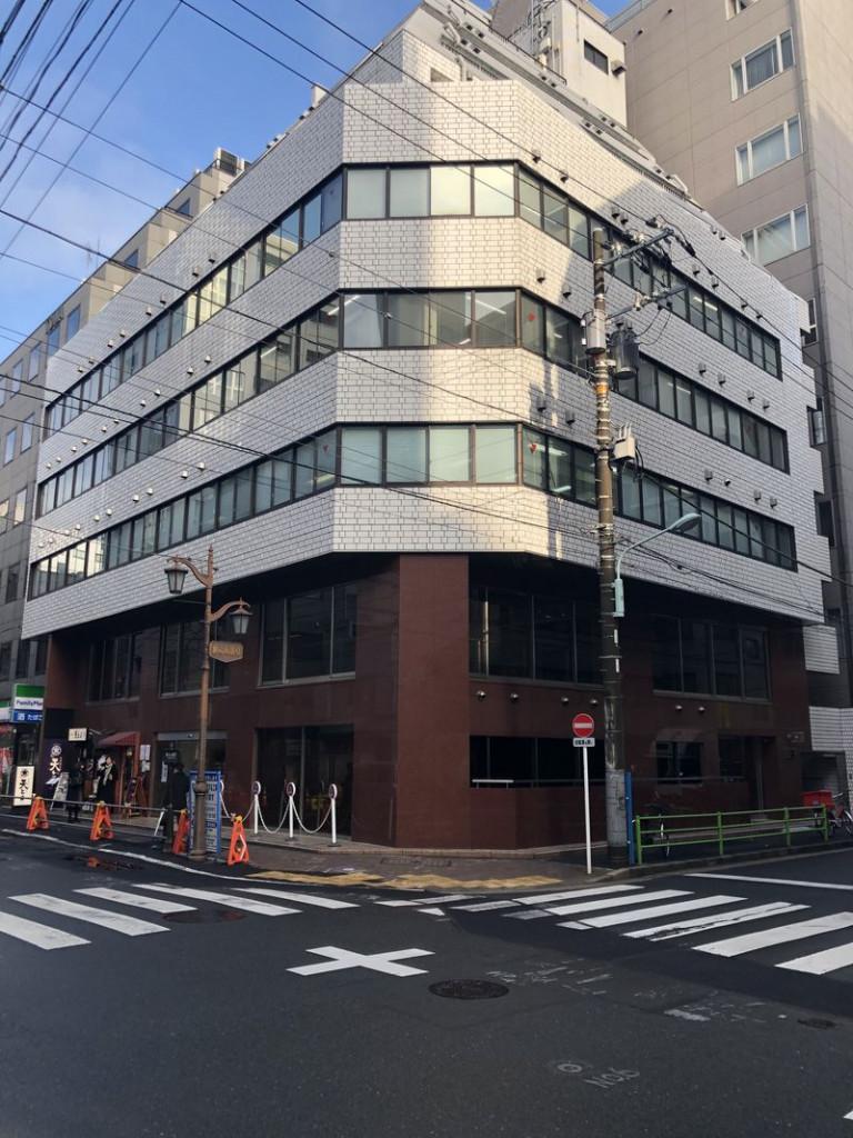 八丁堀FRONT 東京都中央区八丁堀2-20-9