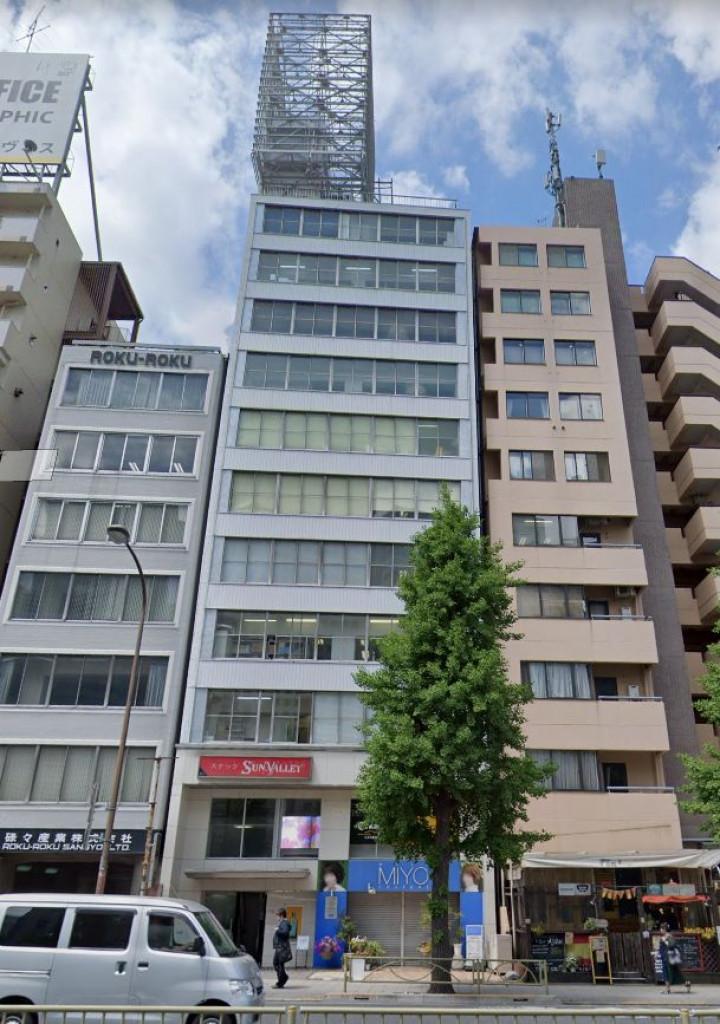 品川ステーションビル 東京都港区高輪4-23-5