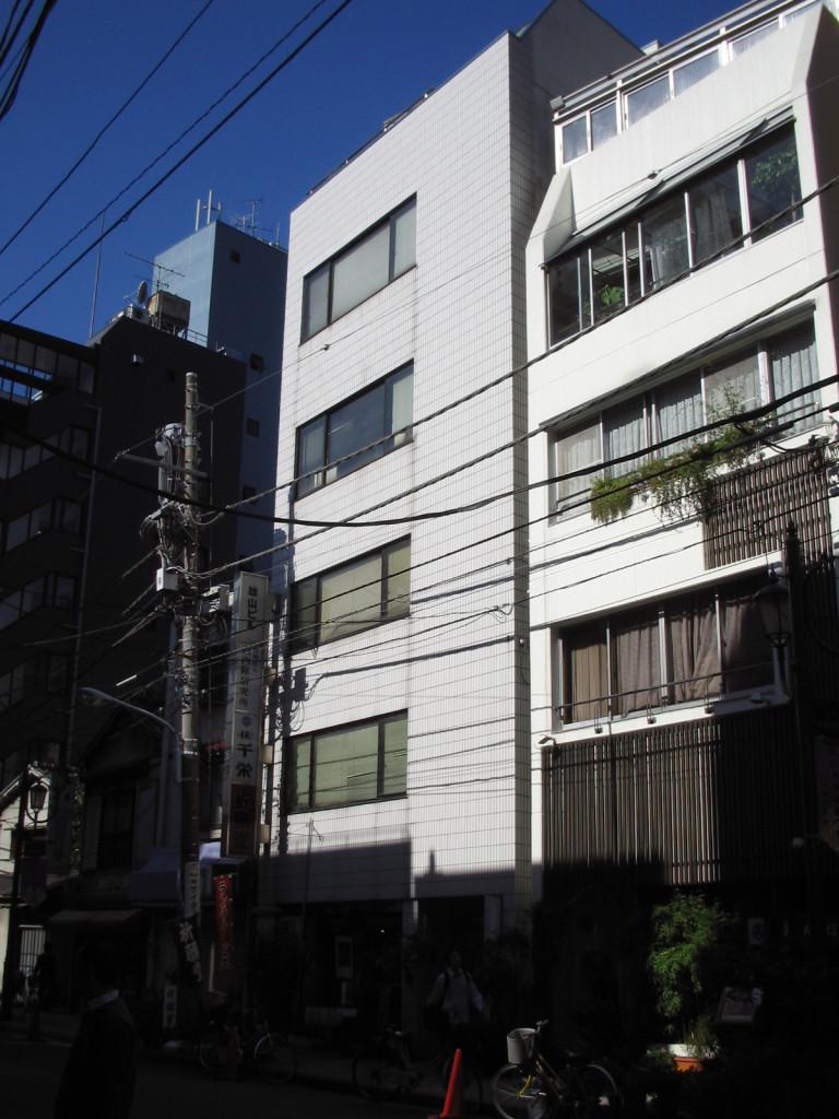 雄山ビル 東京都文京区湯島3-37-2