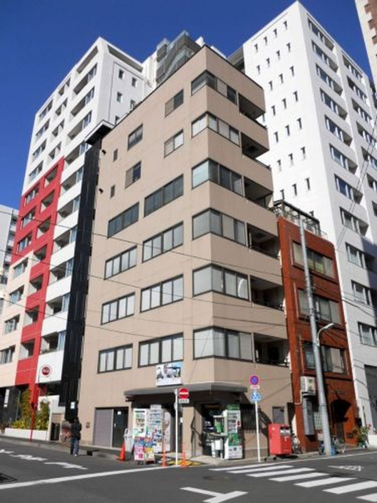 和泉ビル 東京都中央区湊3-17-6