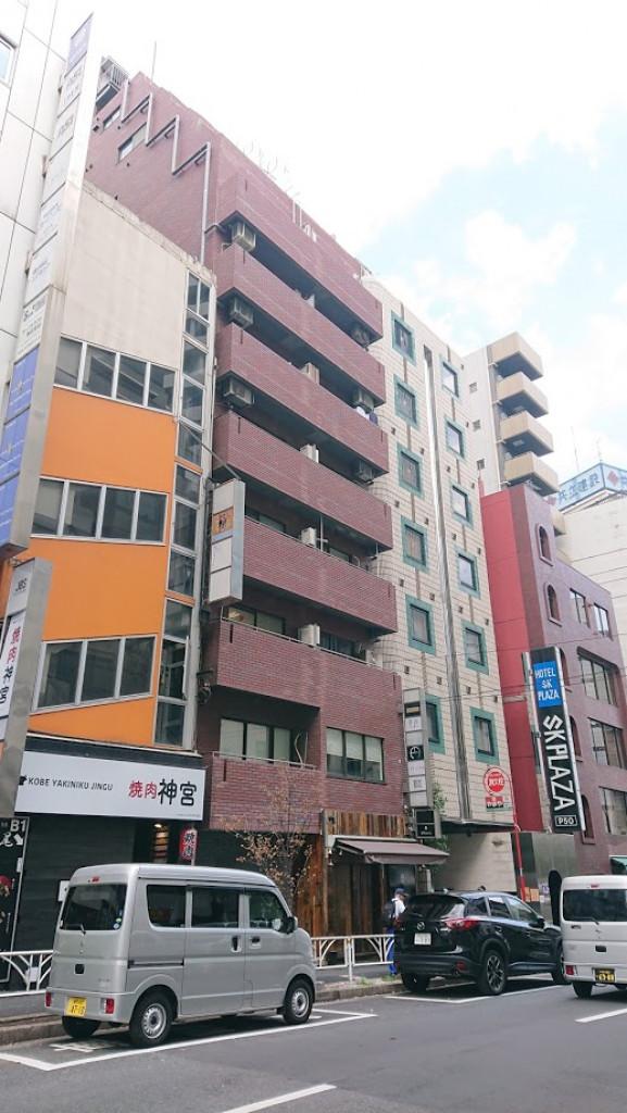 ヴェラハイツ道玄坂、東京都渋谷区道玄坂1-17-9、渋谷駅 徒歩7分