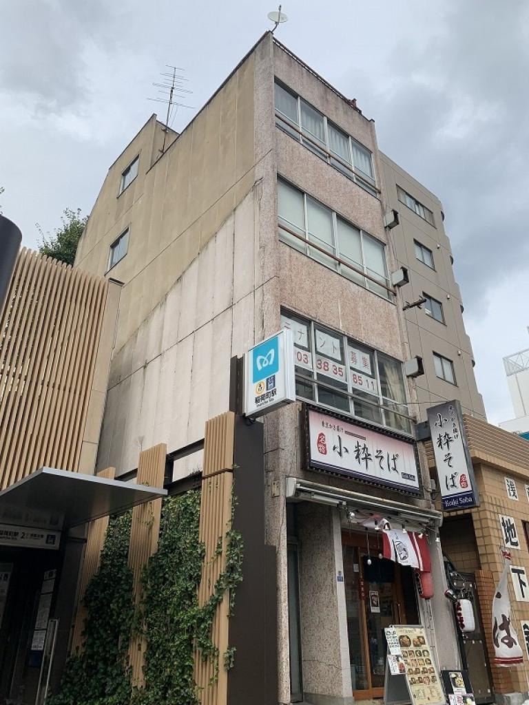 青山ビル 東京都台東区東上野5-1-2