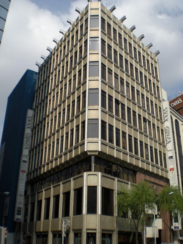 SVAX銀座ビル、東京都中央区銀座8-5-15、新橋駅 徒歩3分銀座駅 徒歩8分