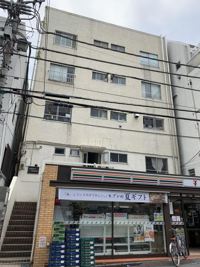 マルイチマンション、東京都渋谷区恵比寿西1-31-15、代官山駅 徒歩3分恵比寿駅 徒歩6分
