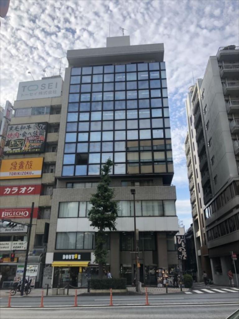 クリスタルタワー、東京都品川区上大崎2-14-5、目黒駅 徒歩2分