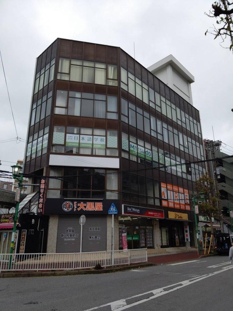 湯浅ビル、千葉県松戸市日暮1-1-6、新八柱駅 徒歩1分八柱駅 徒歩1分