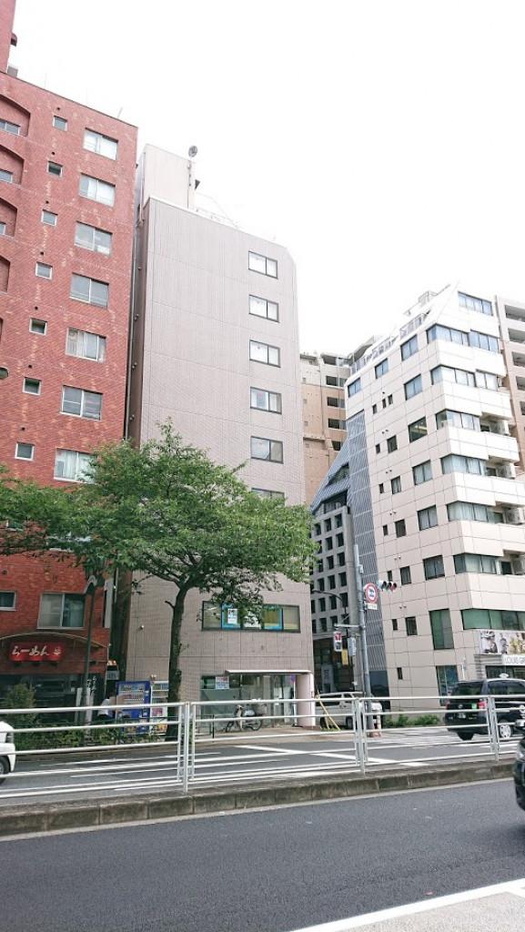 広尾KATOBuild、東京都渋谷区広尾5-22-1、広尾駅 徒歩10分恵比寿駅 徒歩10分