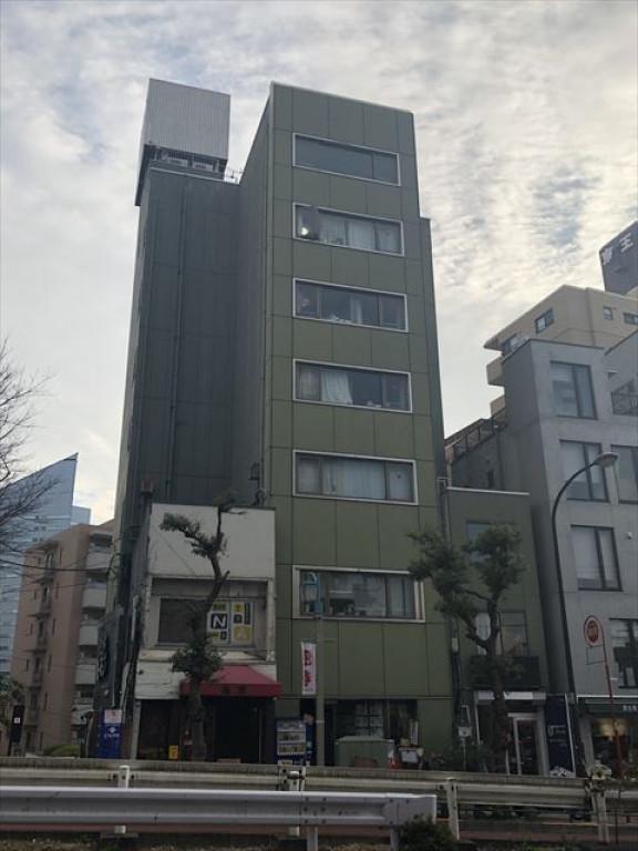 目黒DKウエスト、東京都目黒区下目黒1-5-21、目黒駅 徒歩3分