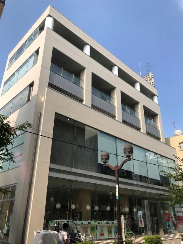 KN自由が丘プラザ、東京都目黒区自由が丘2-13-6、自由が丘駅 徒歩2分