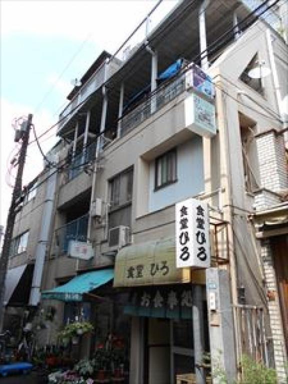 秦ビル 東京都新宿区高田馬場4-17-15