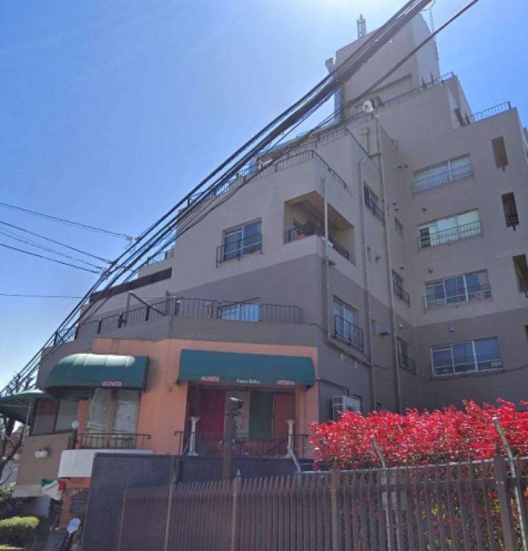 市ヶ谷左内坂ハイム、東京都新宿区市谷左内町11、市ケ谷駅 徒歩4分