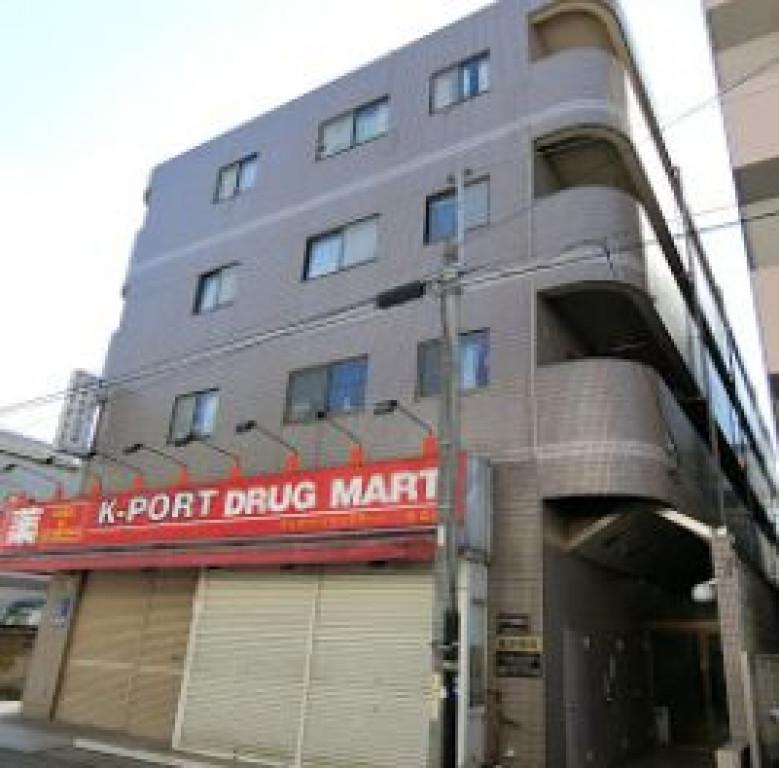 第一大黒ビル、東京都大田区多摩川2-4-1、矢口渡駅 徒歩4分