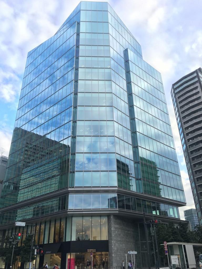 Tri-SEVEN ROPPONGI、東京都港区六本木7-7-7、六本木駅 徒歩3分