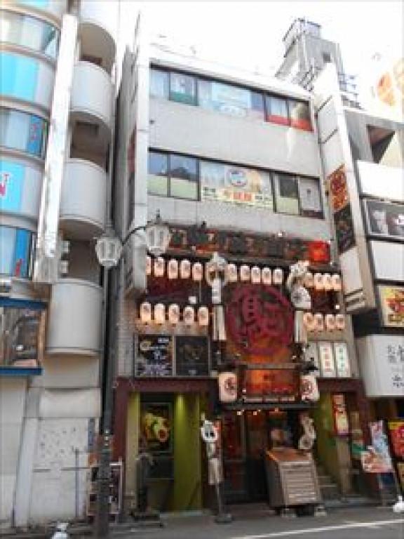 第58東京ビル、東京都新宿区歌舞伎町1-12-2、新宿駅 徒歩10分