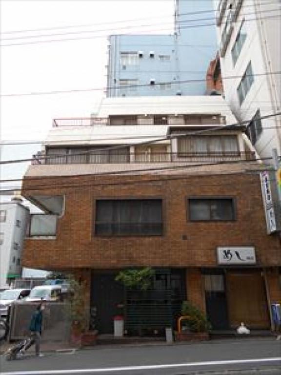 鳥重ビル、東京都新宿区四谷3-4、四谷三丁目駅 徒歩2分