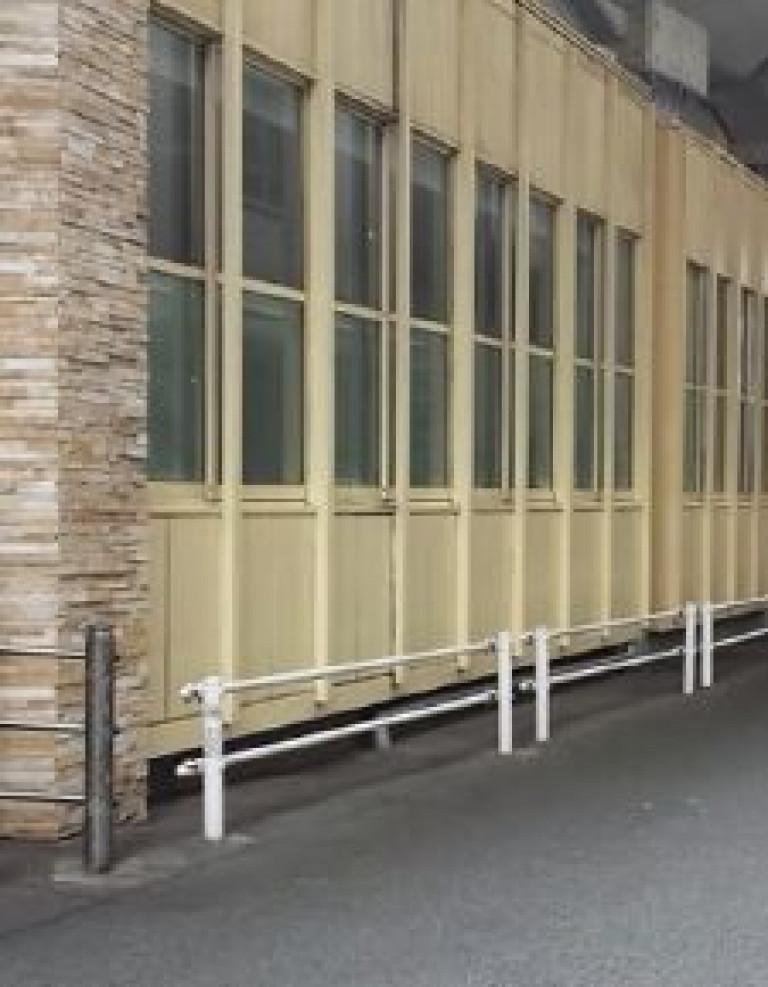 平和島高架下事務所、東京都大田区大森北6-12-7、平和島駅 徒歩2分