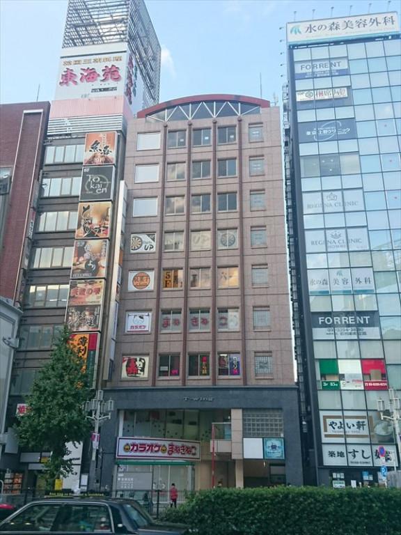 T‐Wing Shinjuku(第112東京ビル)、東京都新宿区歌舞伎町1-6-2、新宿駅 徒歩2分西武新宿駅 徒歩4分