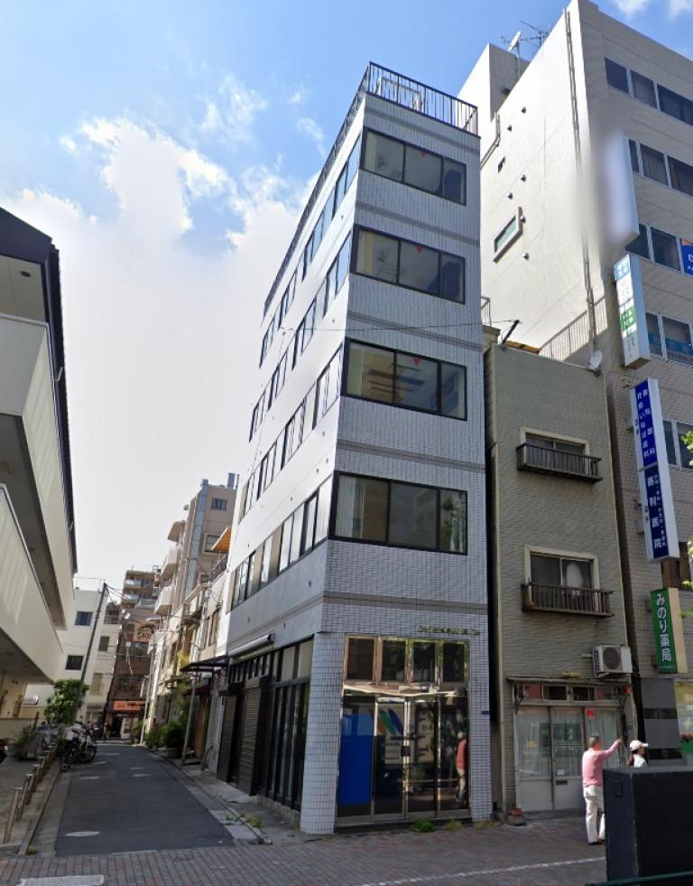 第二石川ビル、東京都中央区月島3-13-4、月島駅 徒歩5分勝どき駅 徒歩5分